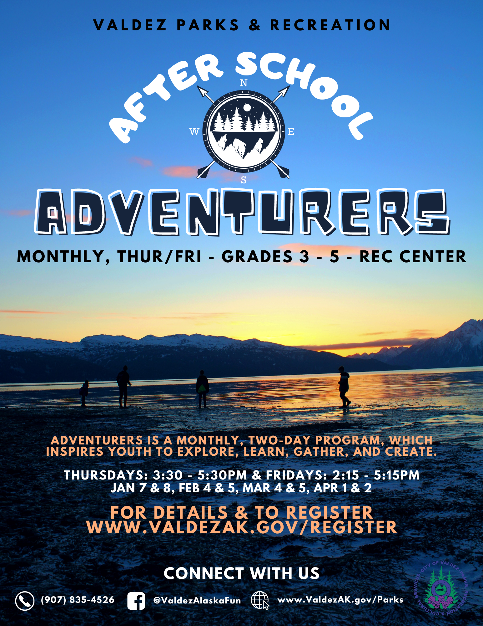 After School Adventurers - Winter_Spring 2021